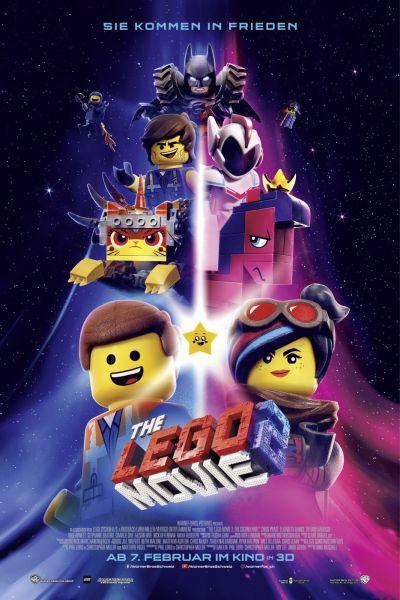 THE LEGO MOVIE 2: THE SECOND PART-DE