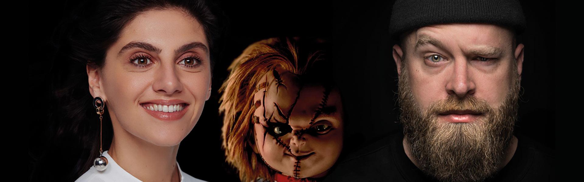 Rollman X Marguet X Chucky