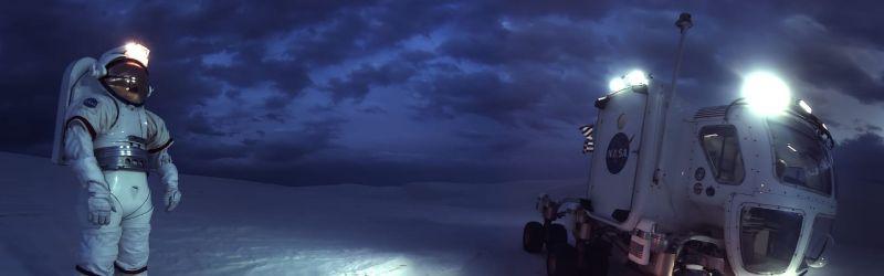 Space Explorers : A New Dawn